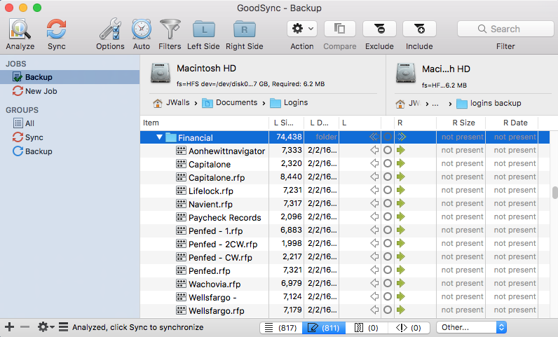 GoodSync 10 updates: official Mac release and new unifiedlicensing